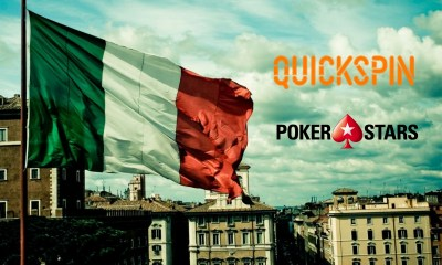 Quickspin enters Italy with important Pokerstars deal