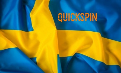 Quickspin to go live in re-regulated Swedish market
