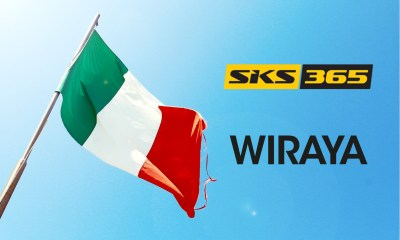 International operator SKS365 partners with Wiraya to focus on player experience for leading Italian brand planetwin365