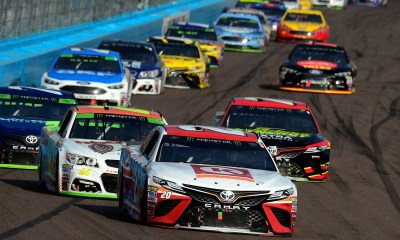 Nascar bans members from betting