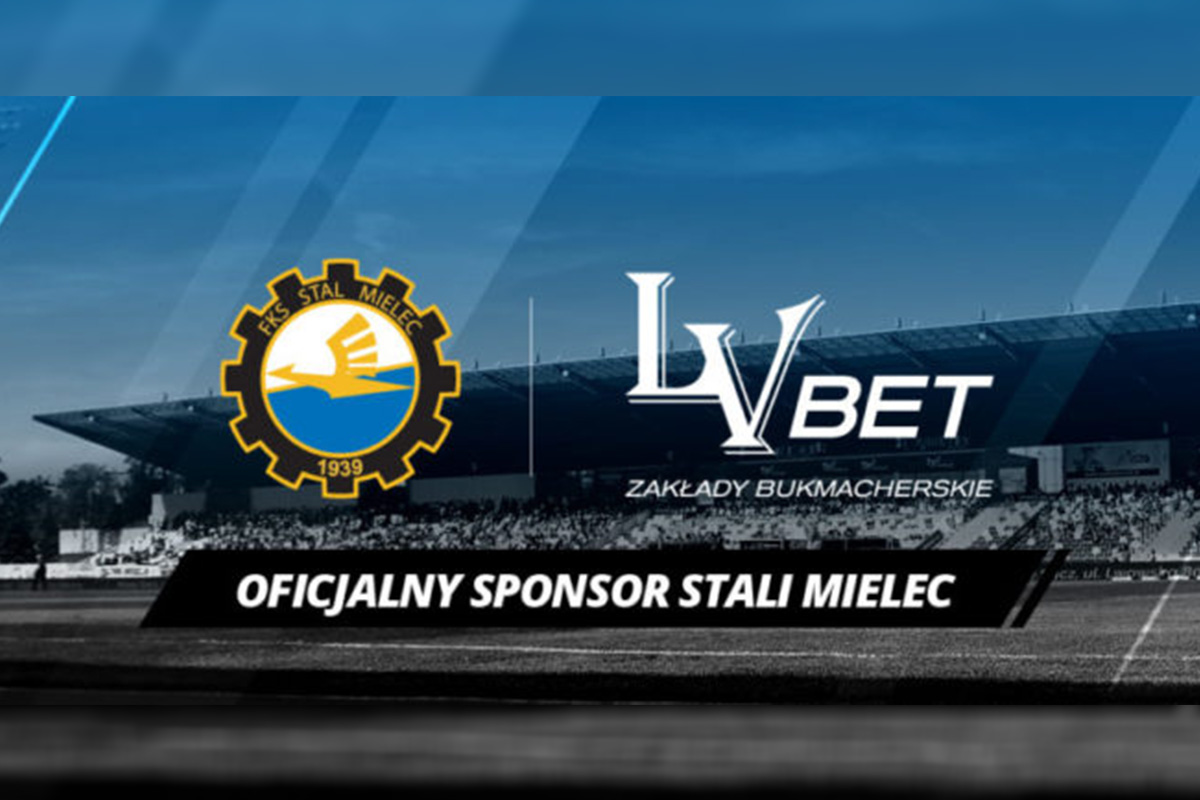 Poland's LV BET becomes the official sponsor of Stal Mielec