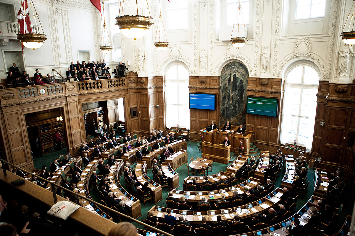 Danish government introduces new social responsibility controls for gambling