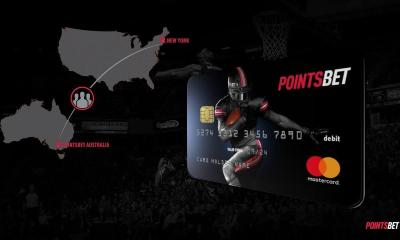 EML Launches Payments Card with PointsBet in New Jersey