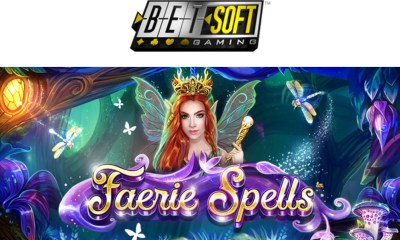 Betsoft Gaming launches Faerie Spells slot
