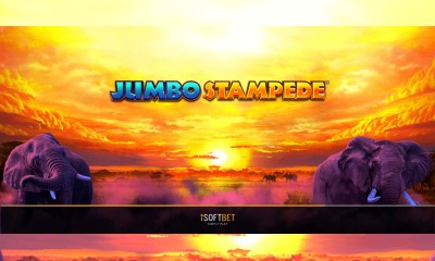 iSoftBet unleashes Jumbo Stampede