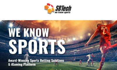 SBTech wins Sports Betting Supplier of the Year at eGR Nordics Awards 2019