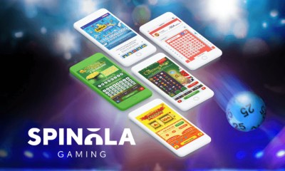 Spinola deliver choice and flexibility with launch of 12 customisable lottery templates