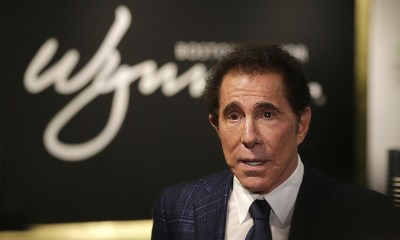 Steve Wynn probe completed, waiting for legal nod to publish findings
