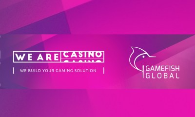 Gamefish Global signs reciprocal distribution deal with WeAreCasino