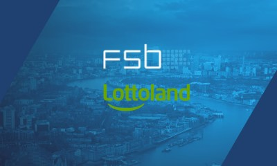 FSB integrates Lottoland's jackpot portfolio for definitive product suite
