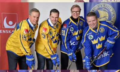 Svenska Spel renews deal with Swedish Ice Hockey