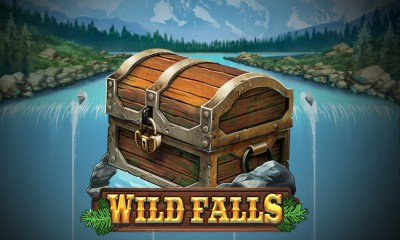 Play'n GO are going for Gold with Wild Falls