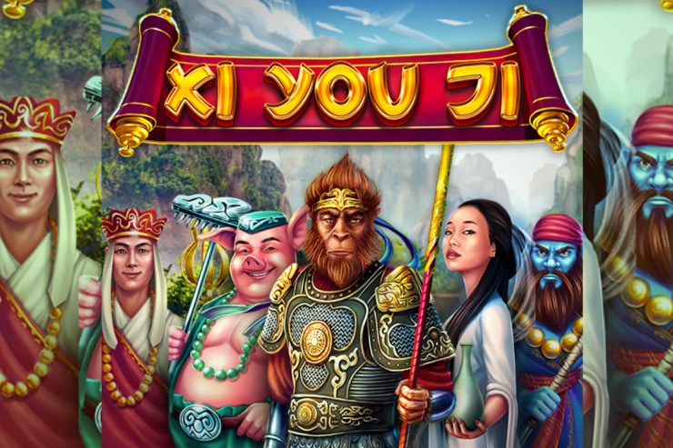 Pariplay's New Xi You Ji Slot