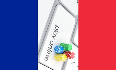 Online gambling sector posts record growth in France