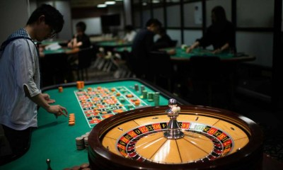Commonwealth of the Northern Mariana Islands new casino law