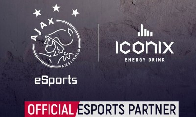 Ajax eSports signs deal with ICONIX