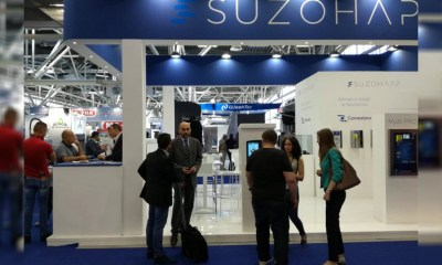 Matt Luckhurst joins SuzoHapp