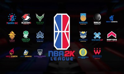 NBA 2K League partners with Champion athletic apparel