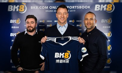 BK8.com ropes in John Terry as Brand Ambassador