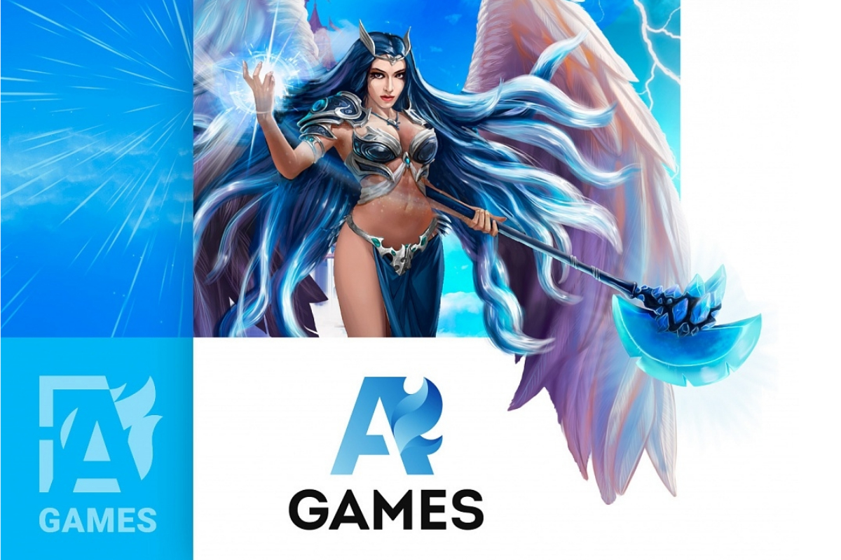 AGames Redesigned Their Logo