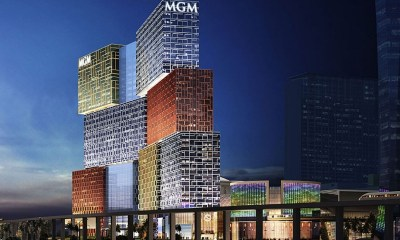 MGM China Reports 2018 Annual Results