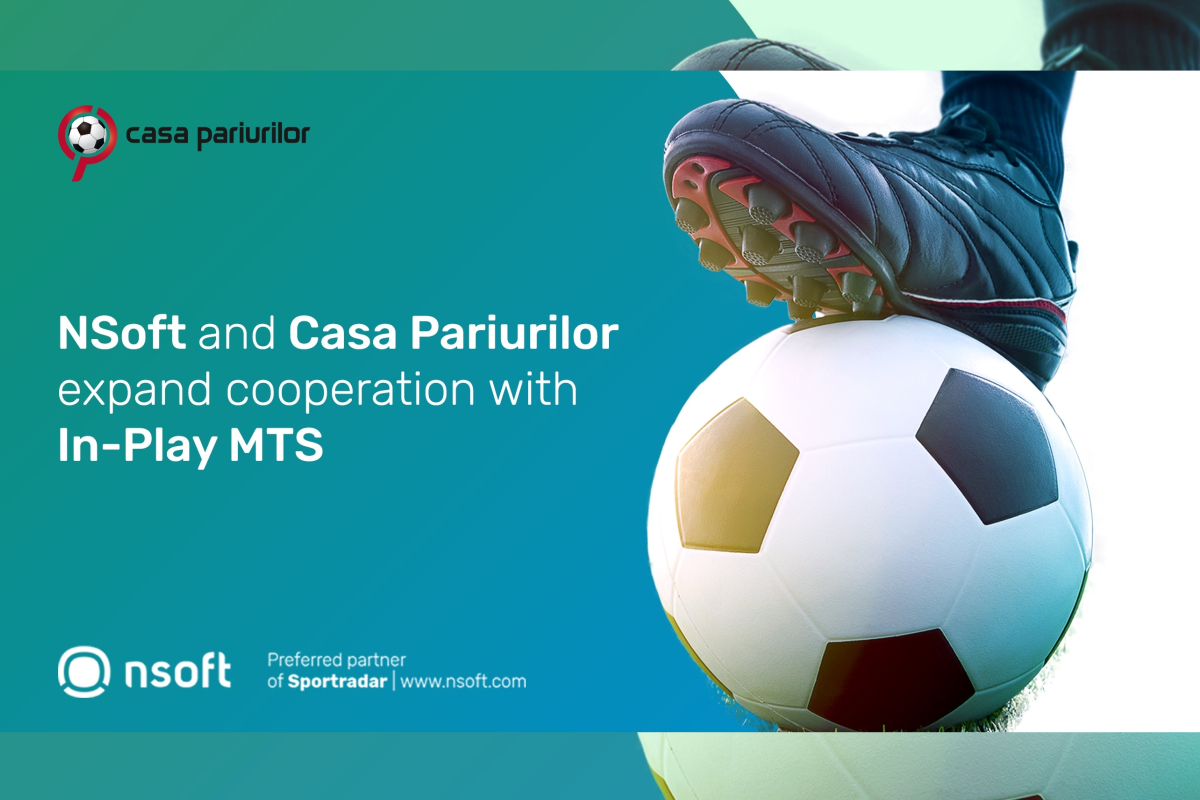 NSoft and Casa Pariurilor expand cooperation