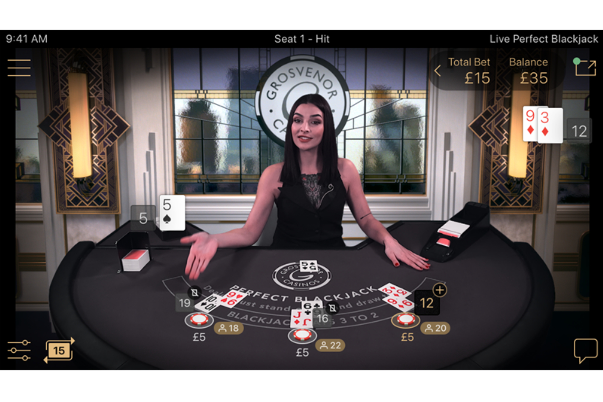 NetEnt to launch industry-first Perfect Blackjack with Rank Group