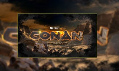 Netent to release Conan Slot