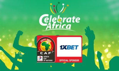 1xBet The New Official Sponsor Of The Confédération Africaine De Football Tournaments