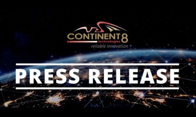 Chief Information Security Officer Joins Continent 8