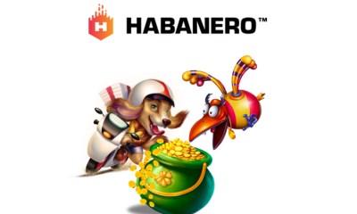 Habanero offers a slice of Jackpot Race