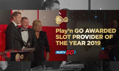 Play'n GO Scoop IGA Awards 2019