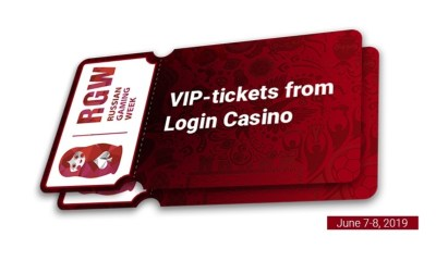 Login Casino launches contest for 2 VIP passes for RGW
