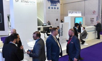 Sportingtech successfully presented new product features at London event