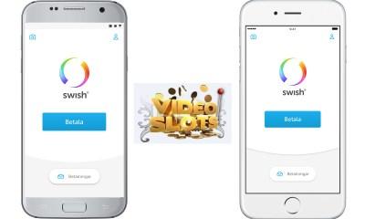 Videoslots incorporates Swish for Swedish market