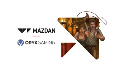 Wazdan announces partnership with Oryx Gaming