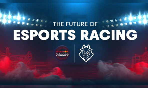 G2 Esports join hands with Red Bull to eSports racing team
