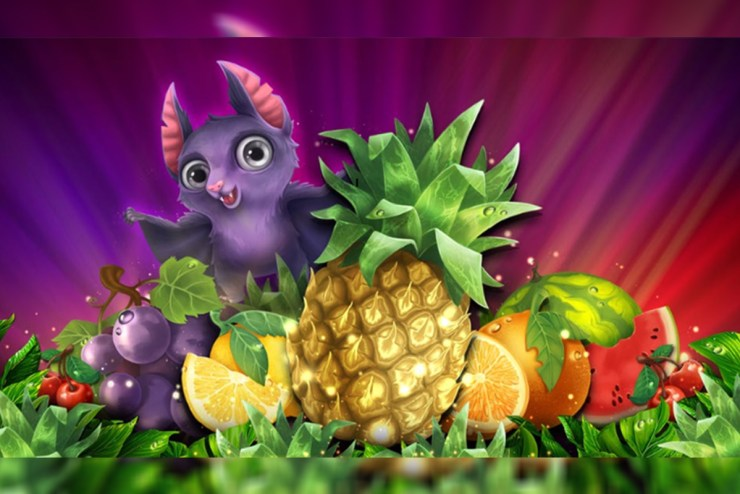 FRUIT BAT CRAZY-Betsoft