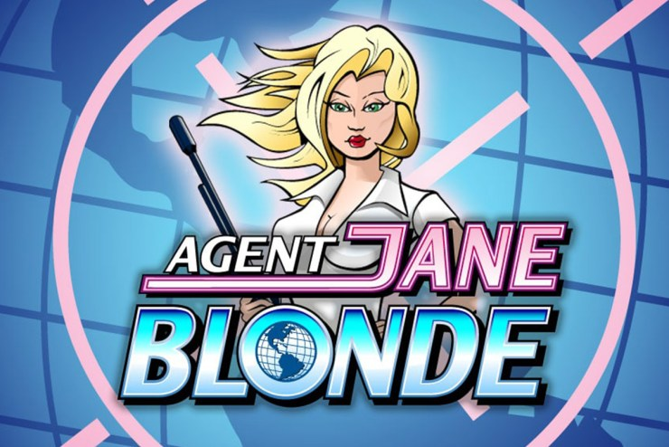 Microgaming's Agent Jane Blonde is back and ready for a new mission