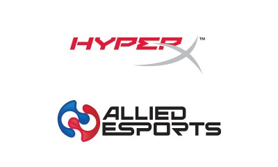 Allied Esports and HyperX Extend Naming Rights Partnership to Europe
