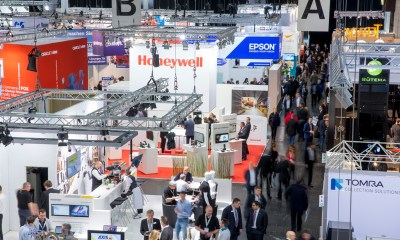 Innovative Technology's revolutionary retail offerings successfully previewed at EuroCIS