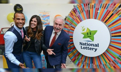 Irish minister voices support to online lottery