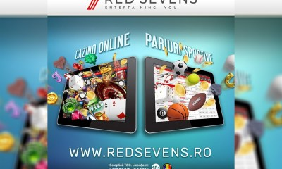 EGT Interactive games go live on Redsevens.ro
