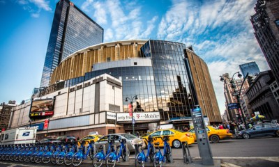 Madison Square Garden to host betting kiosks
