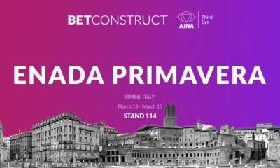 BetConstruct is on its way to Enada Primavera