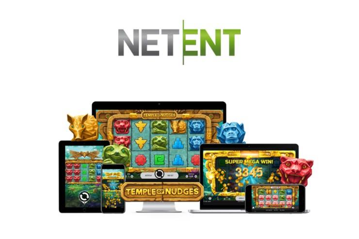 NetEnt's Temple of Nudges