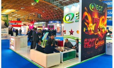 EGT Interactive with highly beneficial first participation as an exhibitor at ENADA in Rimini