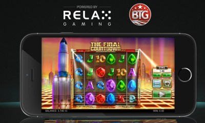 Relax Gaming - The Final Countdown