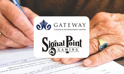 Gateway Casinos & Entertainment Limited Acquires Chances Signal Point