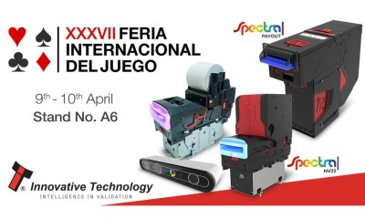 ITL at Feria Internacional del Juego 2019 in Madrid